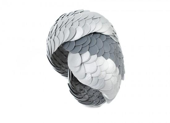 Backupfront bracelet Karin Roy Andersson