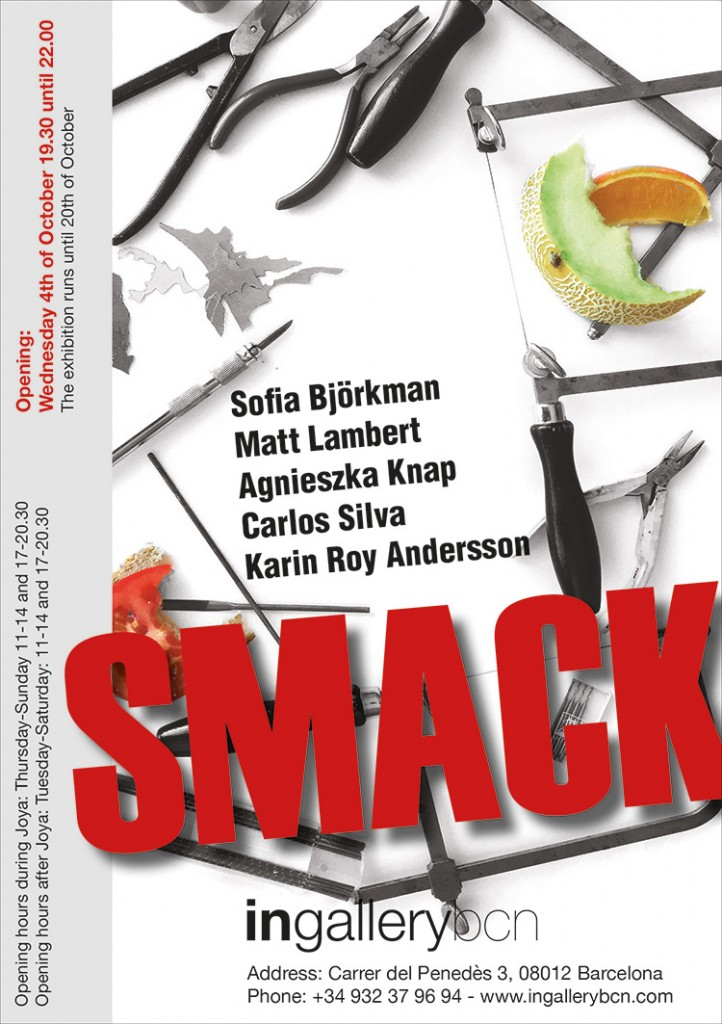smack 2017 poster
