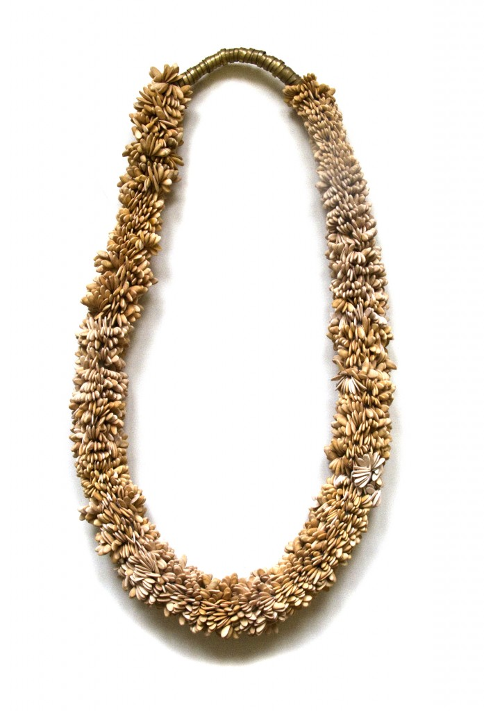A Constant Grinding, necklace by Karin Roy Andersson