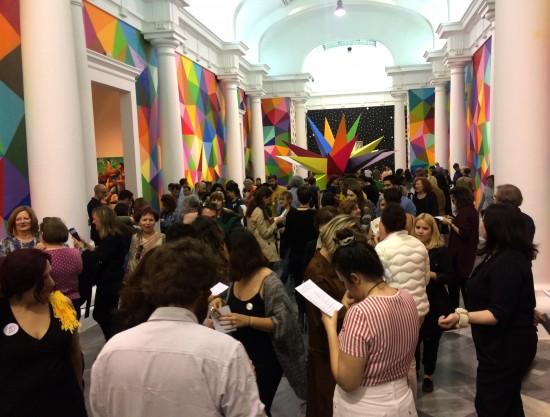 Joyas Cruzadas at Centre del Carme Cultura Contemporània