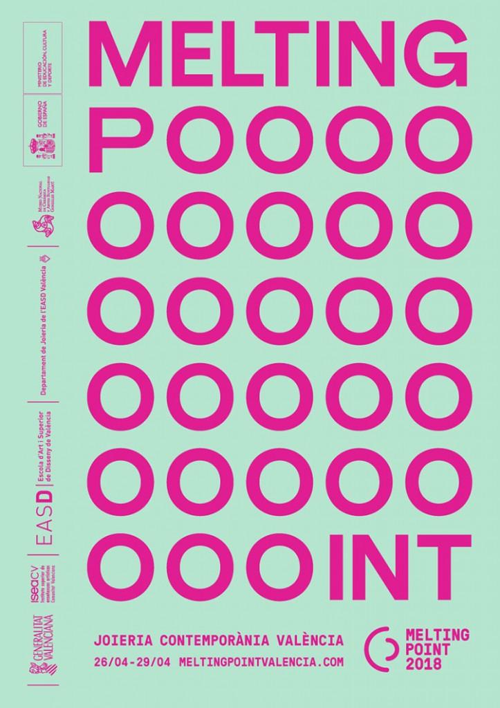 Melting Point 2018 flyer